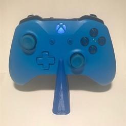 Diseños 3D Controlador de Xbox, LAG-TECH