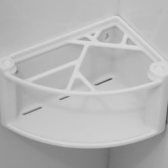 _MG_8953-s.jpg Download free STL file Modular small bathroom shelf • 3D printing design, RubyFOX