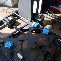 Télécharger plan imprimante 3D gatuit Titulaire d'un Lm8uu, RubyFOX