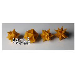 art3d-clb-solides-kepler-poinsot.png Download STL file art3d-clb Kepler-Poinsot solids • 3D print template, art3d