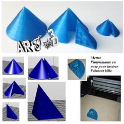 art3d-clb-cone-de-revolution-345.png Download free STL file art3d-clb Cone of revolution (3,4,5) • Template to 3D print, art3d