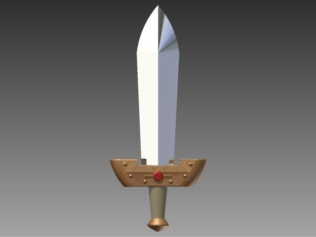 4d16301730b16246c3ef65018a57b3bf_display_large.jpg Download free STL file Kokiri Sword - Ocarina of Time • 3D printing model, Hoofbaugh