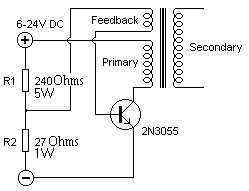schematic1_display_large.jpg Download free STL file Easy - High Voltage Driver Circuit - Flyback • 3D print design, Hoofbaugh