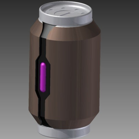 Impresiones 3D gratis Gas BIM - Btooom!, Hoofbaugh