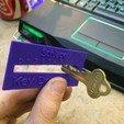 Télécharger fichier 3D gratuit Décodeur de clé (Pour dupliquer des clés de maison), Hoofbaugh
