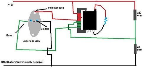 6159584983_5c847acd4a_display_large.jpg Download free STL file Easy - High Voltage Driver Circuit - Flyback • 3D print design, Hoofbaugh
