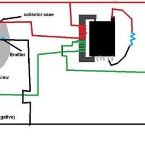 6159584983_5c847acd4a_display_large.jpg Télécharger fichier STL gratuit Facile - Circuit d'attaque haute tension - Flyback • Design pour impression 3D, Hoofbaugh