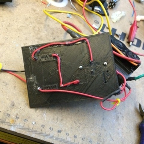IMG_6664_display_large.JPG Download free STL file Easy - High Voltage Driver Circuit - Flyback • 3D print design, Hoofbaugh