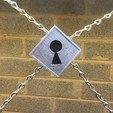 2015-01-15_11.09.36_display_large.jpg Download free STL file Zelda Door Lock • 3D printing object, Hoofbaugh