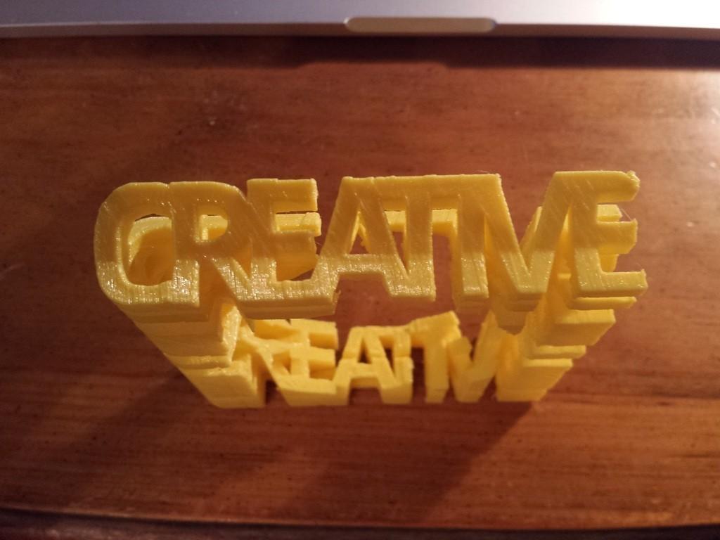 IMG_20151012_113202_display_large.jpg Download free STL file BeeVeryCreative Logo Thingy • 3D printer model, Palemar