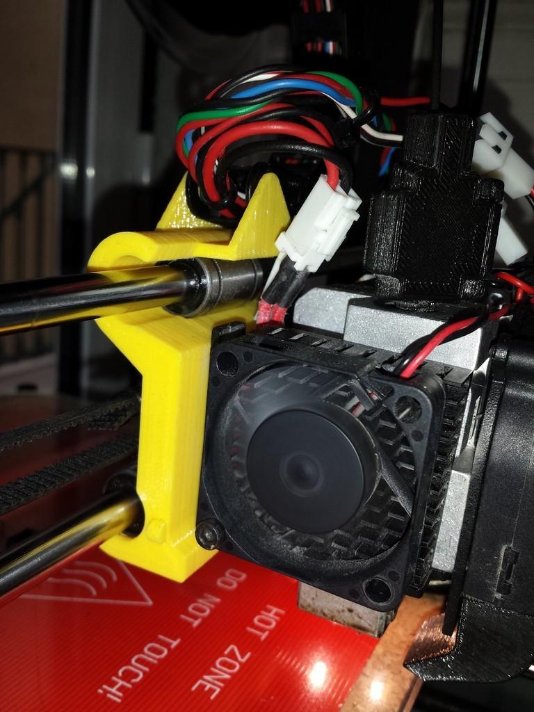 2015-02-28_13.32.31_display_large.jpg Télécharger fichier STL gratuit Prusa i3 X-Carriage Prusa sans fermeture à glissière • Plan pour imprimante 3D, Palemar