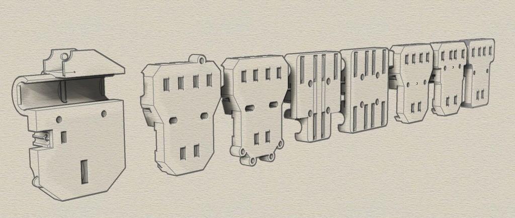 2015-02-27_11-29-39_01_display_large.jpg Télécharger fichier STL gratuit Prusa i3 X-Carriage Prusa sans fermeture à glissière • Plan pour imprimante 3D, Palemar