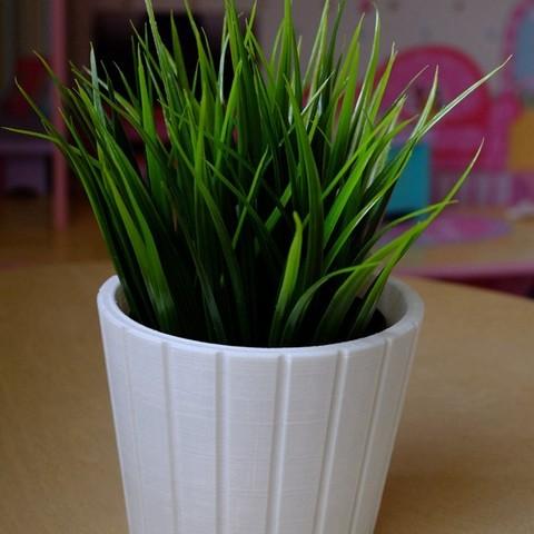 DSCF9830_small_display_large.jpg Télécharger fichier STL gratuit Pot à plantes • Objet pour imprimante 3D, Palemar