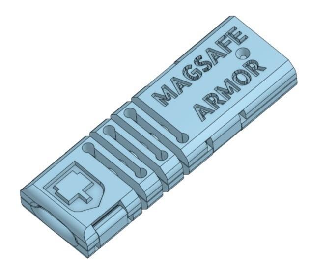 2015-09-14_18-01-21_display_large.jpg Télécharger fichier STL gratuit Armure Magsafe • Modèle pour impression 3D, Palemar