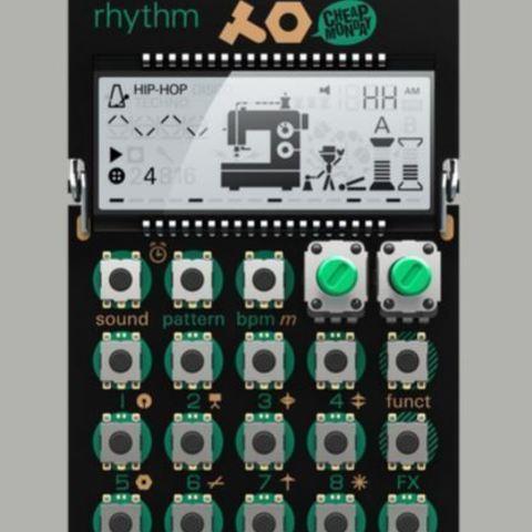 PO-12_display_large.JPG Télécharger fichier STL gratuit Teenage Engineering PO-12 étui avec clés • Objet imprimable en 3D, Palemar