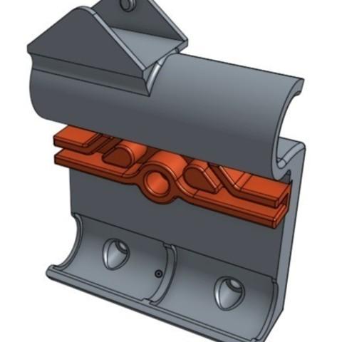 2015-04-22_18-29-29_display_large.jpg Télécharger fichier STL gratuit Prusa i3 X-Carriage Prusa sans fermeture à glissière • Plan pour imprimante 3D, Palemar