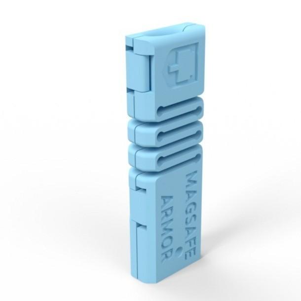 a9c10e1c7e2b7594cbd032e10f70f12a_display_large.jpg Télécharger fichier STL gratuit Armure Magsafe • Modèle pour impression 3D, Palemar