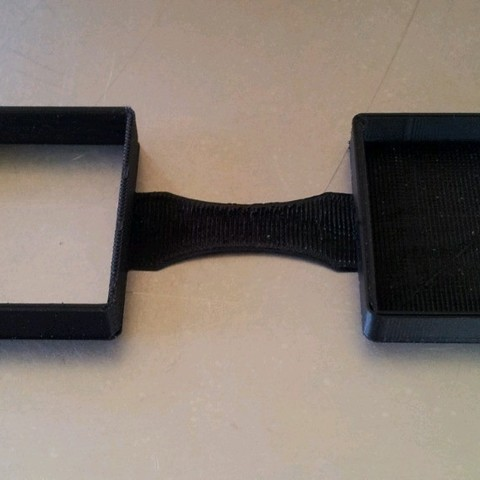 Download free 3D printer templates Lytro Un-loseable Lens Cap, Cilshell
