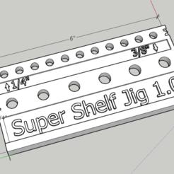 Download STL files Super Shelf Jig , dans6887