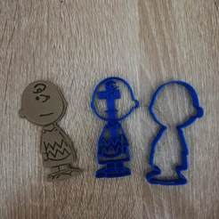 IMG_20190801_104801.jpg Download STL file The Peanuts - Charlie Brown Cookie Cutter  • 3D printable model, markov3dsvet