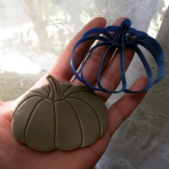 Descargar modelos 3D Cortador de galletas de calabaza, markov3dsvet