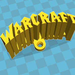 Download 3D printer files Warcraft Headphone holder , markov3dsvet