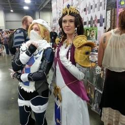 STL gratis Princesa Zelda, Fastidious_Rex