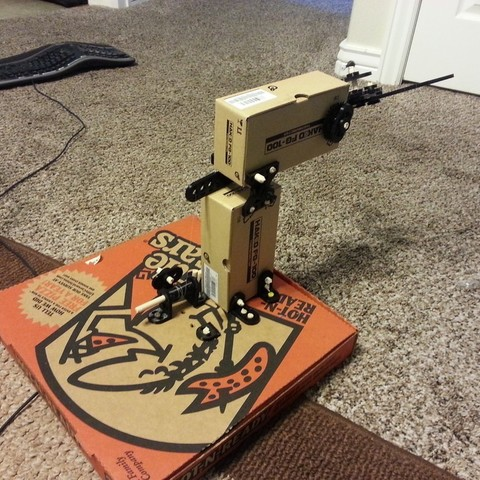 Free 3D printer model Think Fun expansion kit., Fastidious_Rex