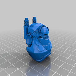 Contemptuous_Lord_of_Night.png Download free STL file Guardian Armor Lord of Bats • 3D print model, Tloper
