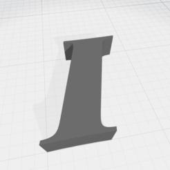 STL file Alphabet, davidsanchez572