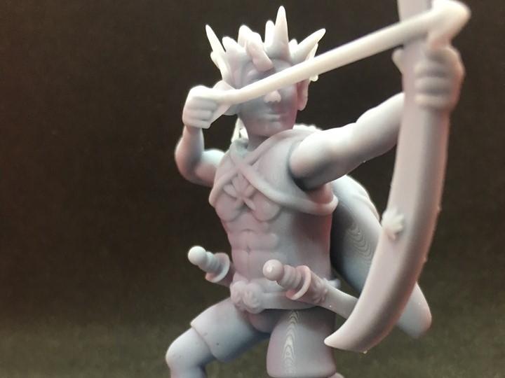 70684713_948954692109420_3541288694050717696_n.jpg Download free STL file Wood Elf Ranger • Object to 3D print, Pza4Rza