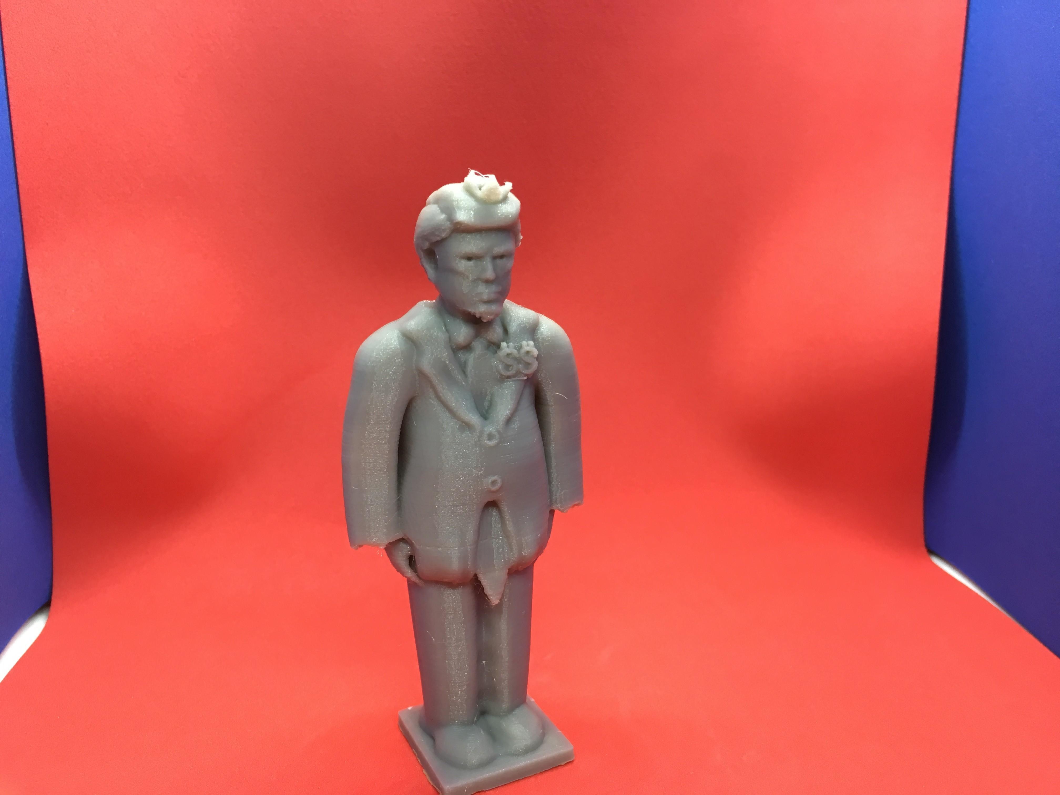 IMG_3516.JPG Télécharger fichier OBJ gratuit Trump Chess • Objet imprimable en 3D, Pza4Rza