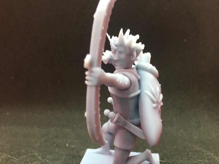 70165631_2219124078379706_6305846262155444224_n.jpg Download free STL file Wood Elf Ranger • Object to 3D print, Pza4Rza