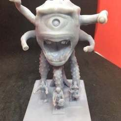 IMG_1533.JPG Download free STL file The Neumie / Dungeon Master • 3D print object, Pza4Rza