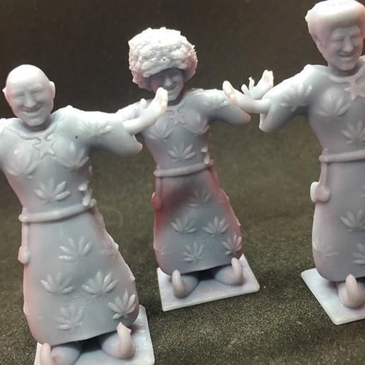 71056814_507829326706597_3636900412725919744_n.jpg Download free STL file Human Sorcerer • Template to 3D print, Pza4Rza