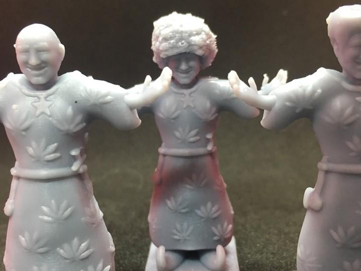 70642324_934107770277526_7972593327360966656_n.jpg Download free STL file Human Sorcerer • Template to 3D print, Pza4Rza