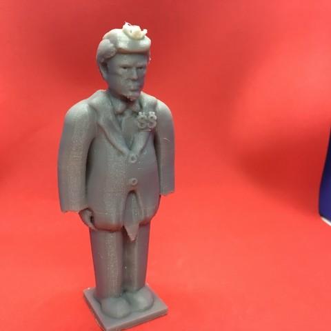 IMG_3517.JPG Télécharger fichier OBJ gratuit Trump Chess • Objet imprimable en 3D, Pza4Rza