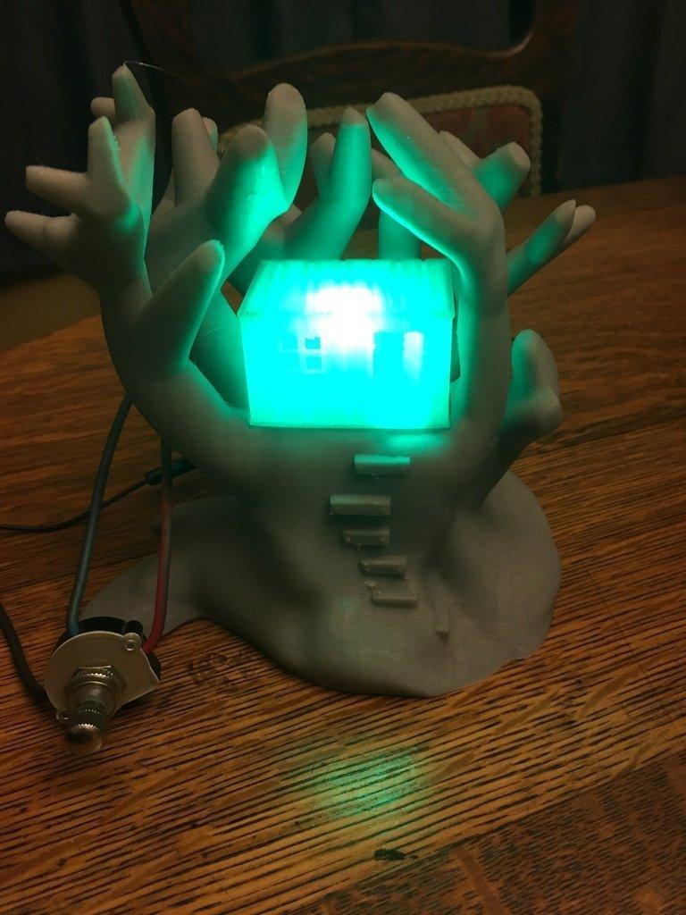 d0d1ea8cc971fd79cf1fcfb9c4edca26_display_large.JPG Télécharger fichier OBJ gratuit Lampe simple de maison d'arbre • Modèle pour impression 3D, Pza4Rza