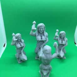 Download free 3D printer files Stromy Daniels, Pza4Rza