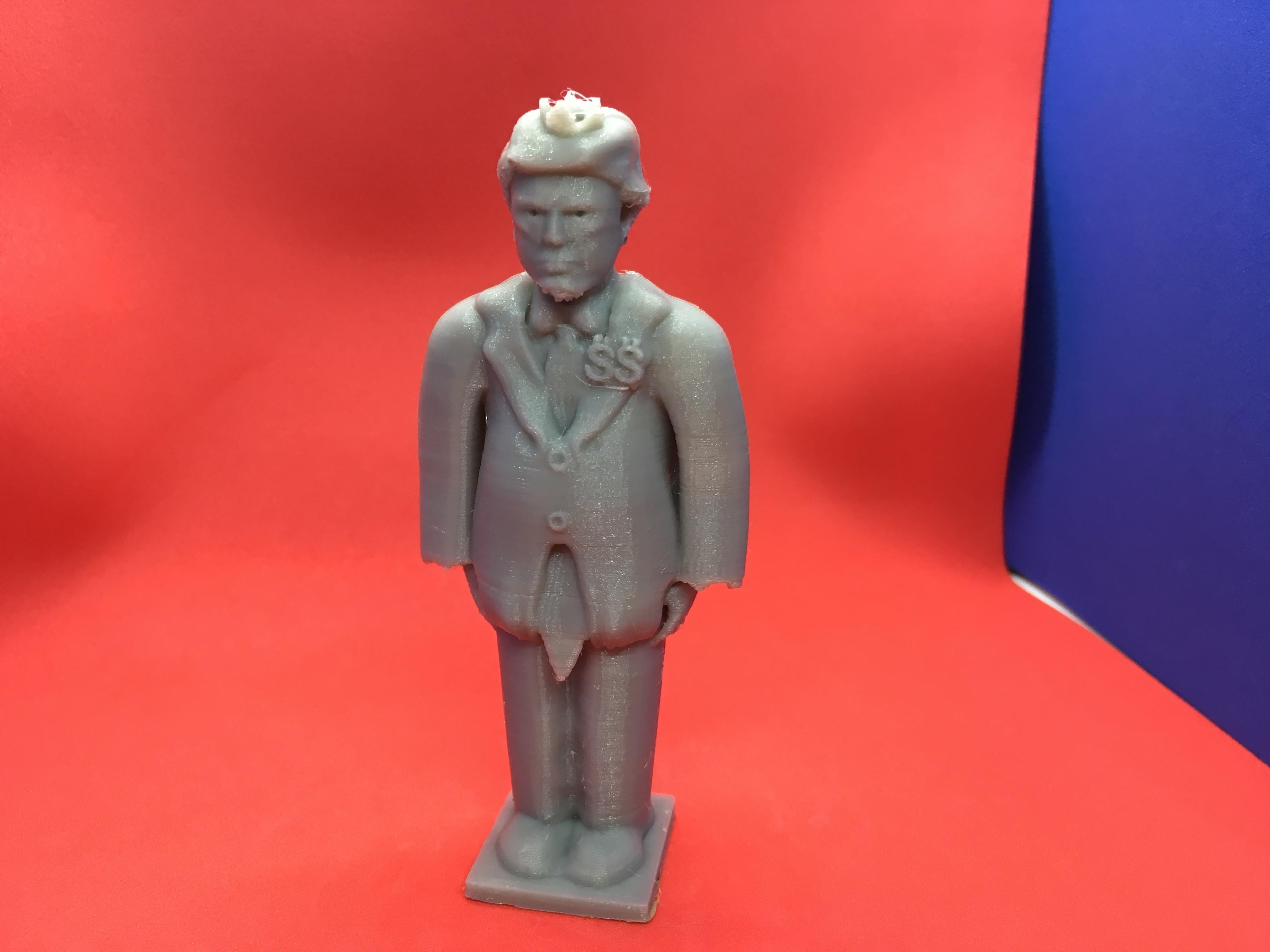 IMG_3515.JPG Télécharger fichier OBJ gratuit Trump Chess • Objet imprimable en 3D, Pza4Rza