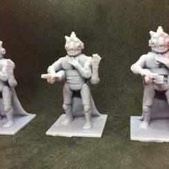 IMG_2120.JPG Download free STL file Metal Warforged Clockwork Sorcerer • Model to 3D print, Pza4Rza