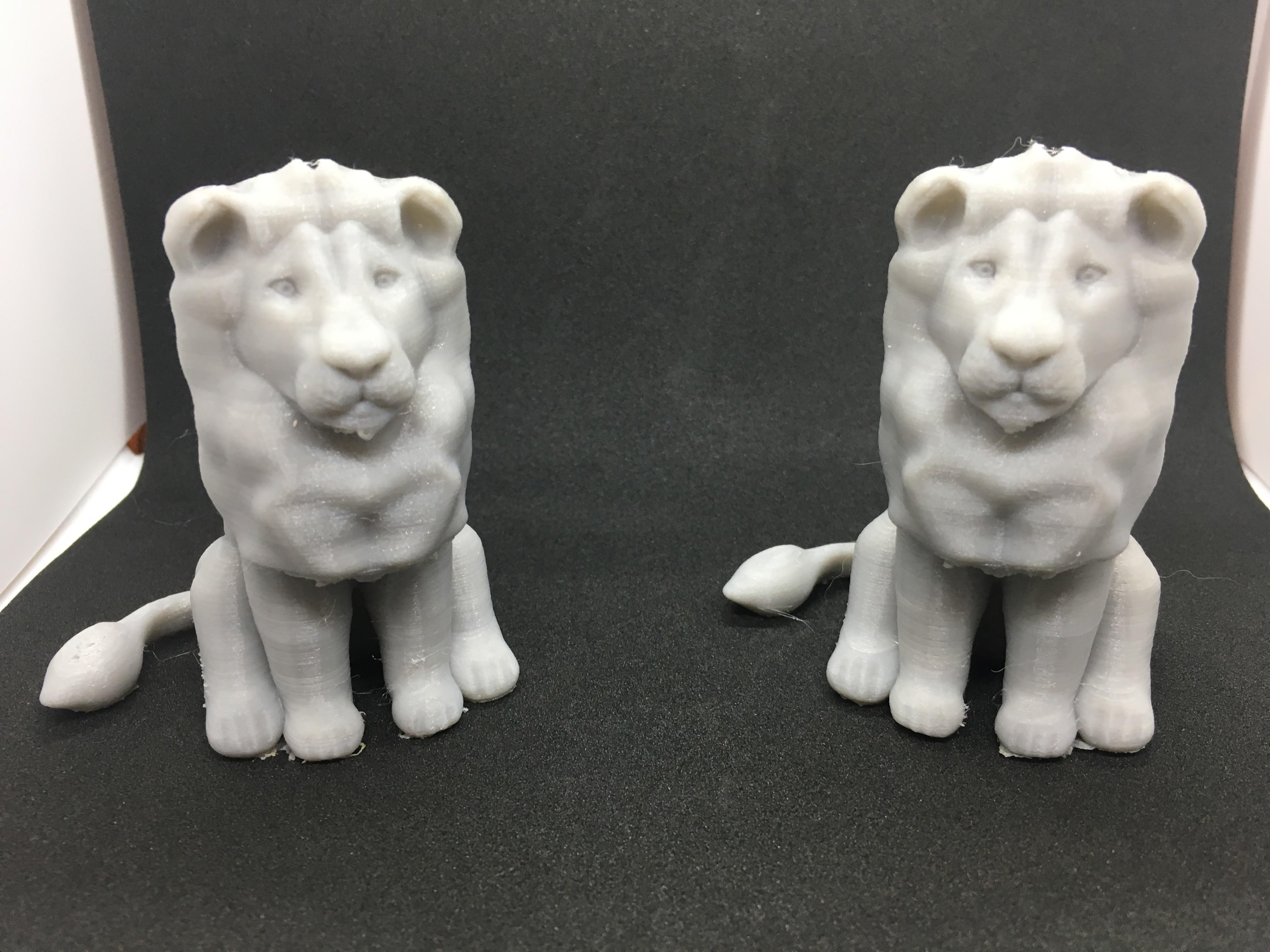 IMG_3643.JPG Télécharger fichier OBJ gratuit Lion assis • Design pour imprimante 3D, Pza4Rza
