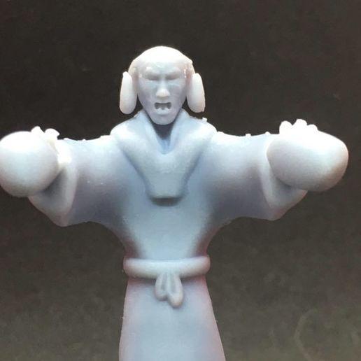 Télécharger fichier STL gratuit Randy, le sorcier de Tiefling • Objet pour imprimante 3D, Pza4Rza