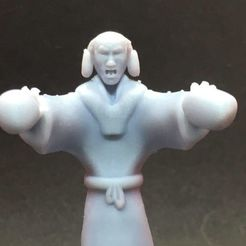 Download free 3D print files Randy the Tiefling Sorcerer, Pza4Rza