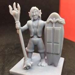 IMG_0843.JPG Télécharger fichier STL gratuit Keanu Waeves - Druide du Triton • Modèle imprimable en 3D, Pza4Rza