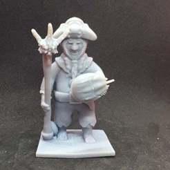 IMG_0956.JPG Download free STL file Sea Dwarf • 3D printable template, Pza4Rza