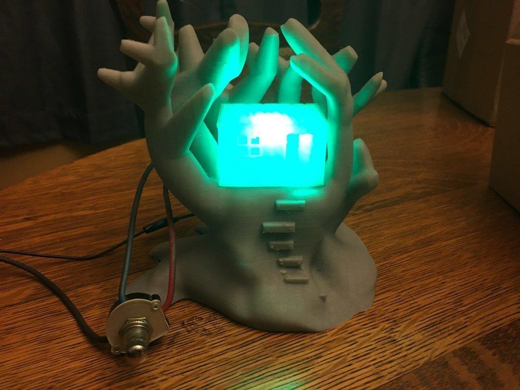 7359cbee759e8d1a7d4eb9493a47df0a_display_large.JPG Télécharger fichier OBJ gratuit Lampe simple de maison d'arbre • Modèle pour impression 3D, Pza4Rza