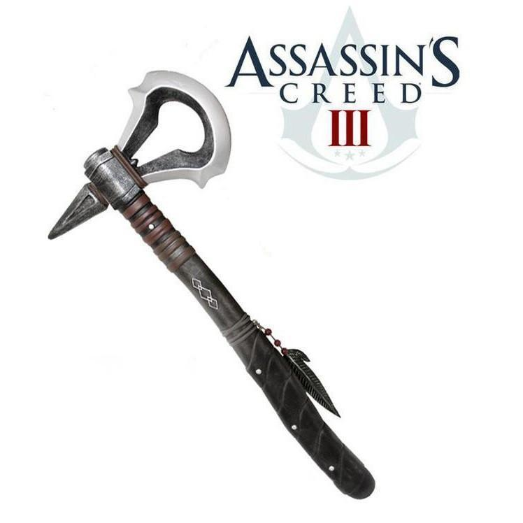 Download Free 3d Printing Files Tomahawk Assassin S Creed Cults
