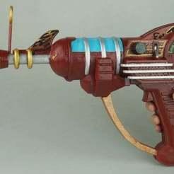 Télécharger fichier STL gratuit Ray Gun Call of Duty • Objet pour imprimante 3D, Zeiden