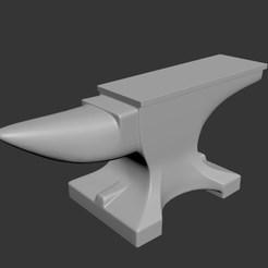 Download 3D printer designs Anvil 1/10 scale, Lucifer_scale_RC